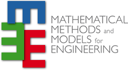M3E - Mathematical Methods and Models for Engineering